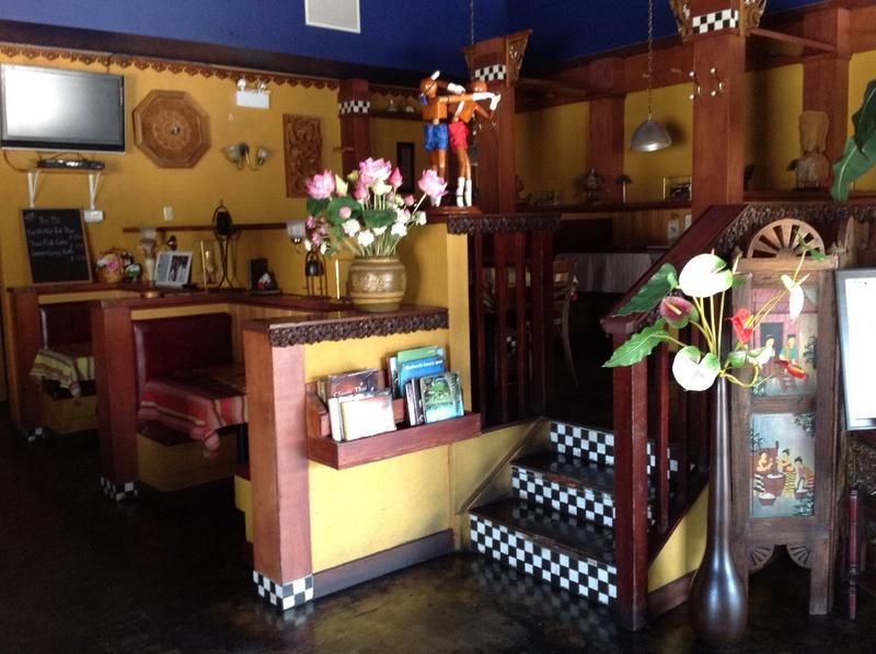 Decor bangkoknoi thai restaurant